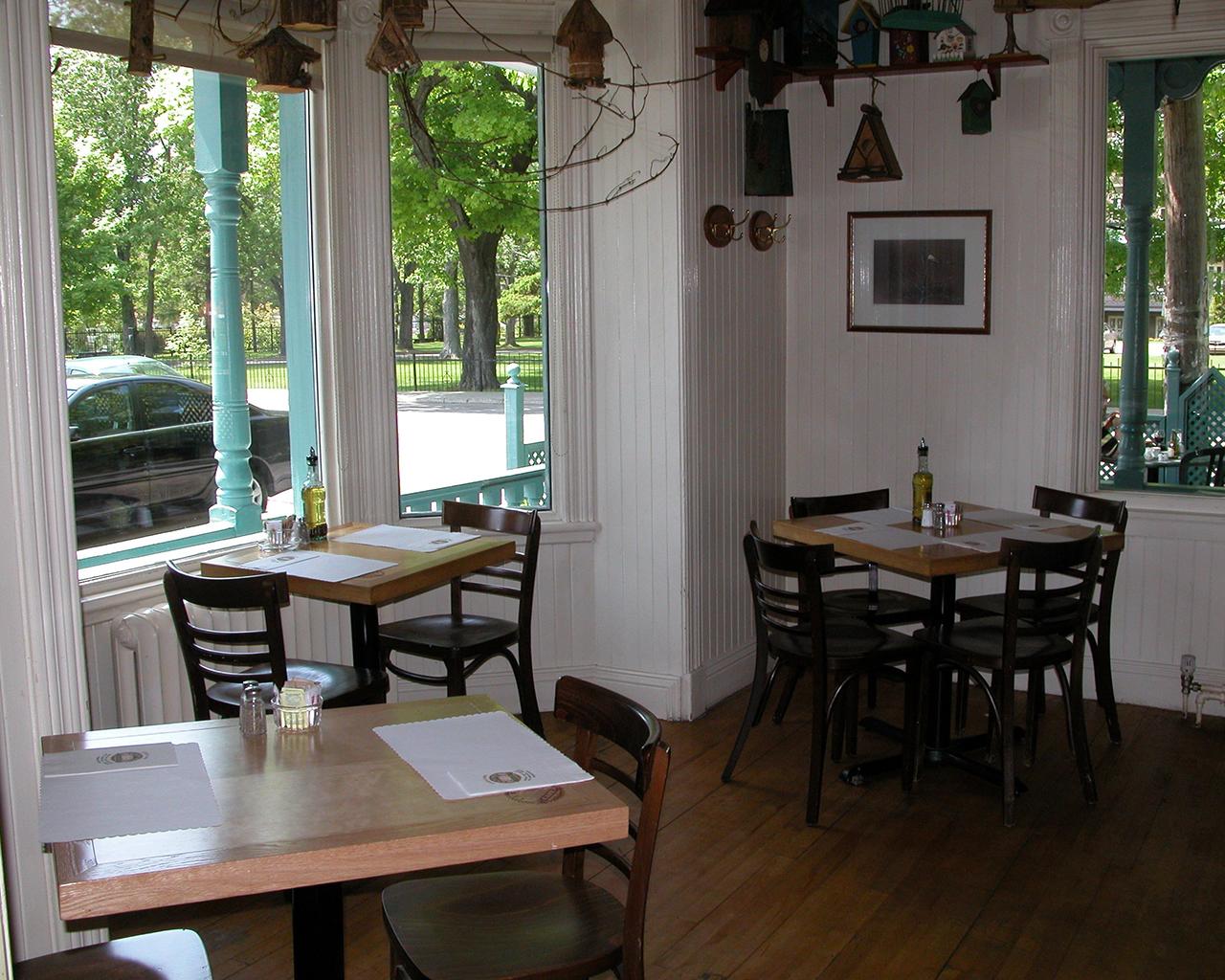 Salle Privée | Central Café